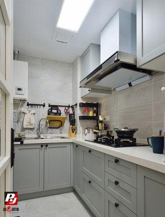 90平米宜家风格厨房设计图