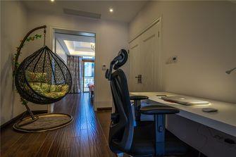 20万以上140平米别墅中式风格楼梯欣赏图