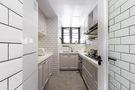 80平米三室两厅美式风格厨房图
