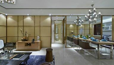110平米三室两厅中式风格餐厅家具图片大全