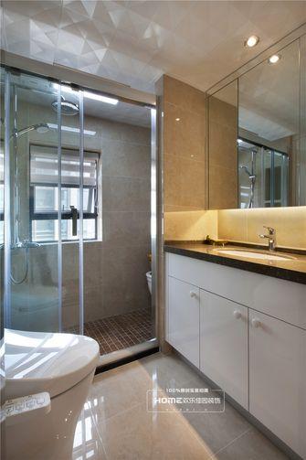 120平米三室两厅混搭风格卫生间效果图