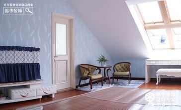 140平米三室两厅欧式风格阁楼图片大全