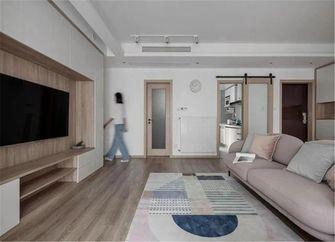 100平米四室一厅北欧风格客厅效果图