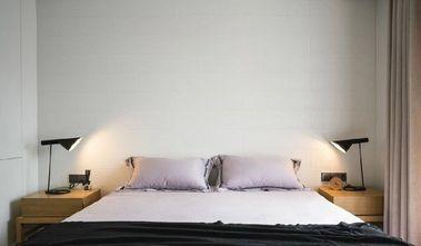 100平米三室两厅现代简约风格卧室装修图片大全