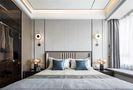 140平米三室两厅中式风格卧室图片