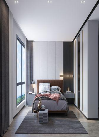140平米四现代简约风格卧室设计图