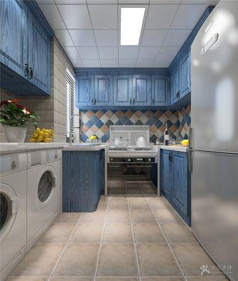 140平米四室四厅地中海风格厨房装修效果图