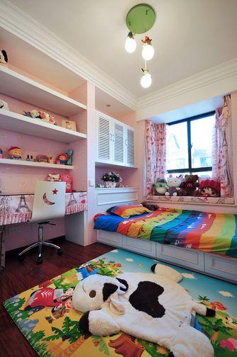 140平米复式欧式风格儿童房欣赏图