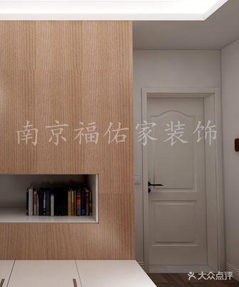 110平米三室两厅欧式风格储藏室欣赏图