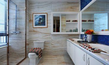 120平米三室两厅新古典风格卫生间图片