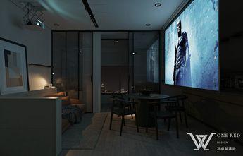 70平米公寓现代简约风格影音室装修效果图