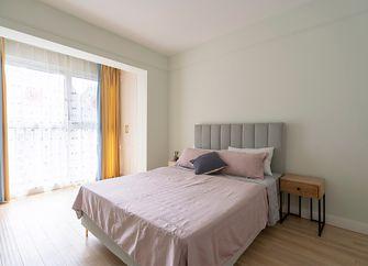 140平米三室两厅法式风格卧室装修案例