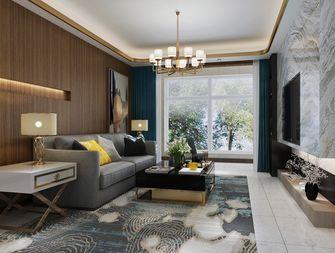 140平米三室两厅北欧风格客厅装修图片大全