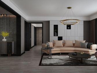 140平米四室三厅现代简约风格走廊图片大全