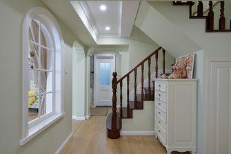20万以上140平米复式美式风格楼梯装修案例