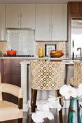 80平米公寓美式风格厨房效果图