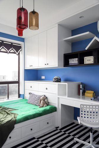 90平米三室两厅北欧风格儿童房欣赏图