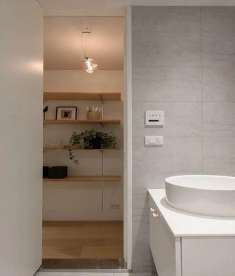 70平米一室两厅现代简约风格卫生间设计图