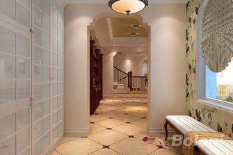 140平米四室两厅新古典风格玄关设计图