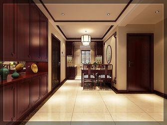 90平米中式风格玄关欣赏图