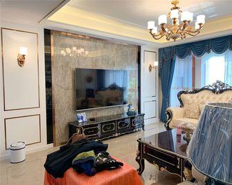 130平米三欧式风格客厅欣赏图