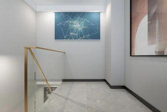 140平米四室两厅混搭风格阁楼图