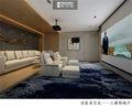 20万以上140平米别墅日式风格影音室装修图片大全