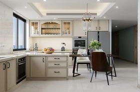 經濟型140平米四室兩廳美式風格餐廳裝修案例