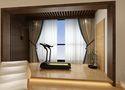 140平米四室两厅日式风格健身室效果图