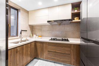 140平米三中式风格厨房图片大全