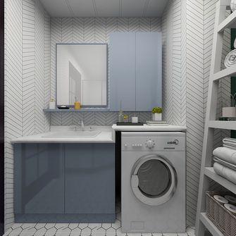 50平米小户型中式风格卫生间设计图
