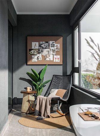 140平米四室两厅现代简约风格阳台图