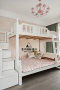 130平米三室两厅法式风格儿童房家具欣赏图