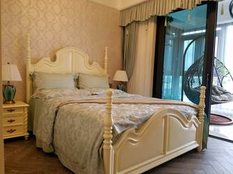 140平米四室两厅其他风格卧室设计图