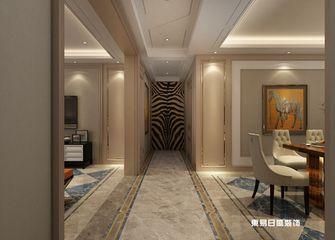 140平米三室两厅新古典风格走廊图