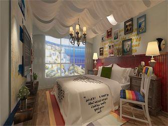 一室户东南亚风格装修效果图