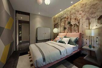 100平米三东南亚风格卧室欣赏图
