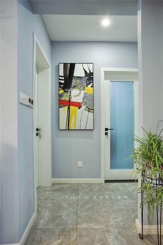 120平米三室两厅现代简约风格玄关欣赏图
