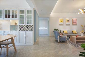 130平米四室两厅北欧风格走廊装修效果图