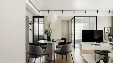 80平米现代简约风格餐厅装修效果图