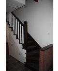 经济型140平米美式风格楼梯图片