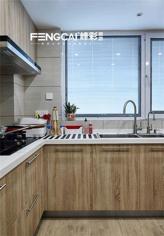 140平米四室三厅现代简约风格厨房装修效果图