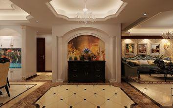 140平米四室一厅英伦风格走廊图片