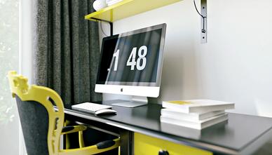 50平米小户型新古典风格卧室欣赏图