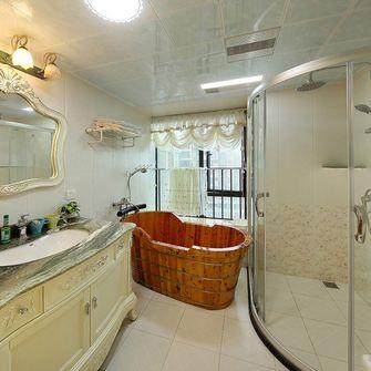 110平米三室一厅其他风格卫生间图片大全