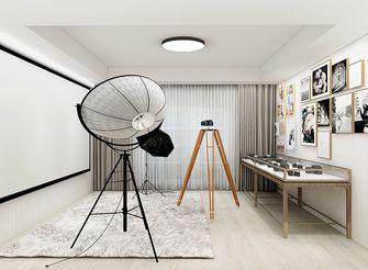 70平米现代简约风格影音室图片大全