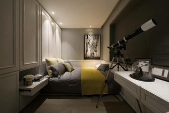 100平米三室两厅现代简约风格卧室图片