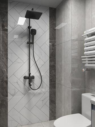 40平米小户型现代简约风格卫生间设计图