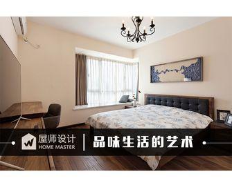 120平米三田园风格卧室图