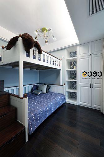 130平米三室两厅欧式风格儿童房装修案例